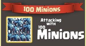 100 minions