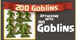 200 goblins