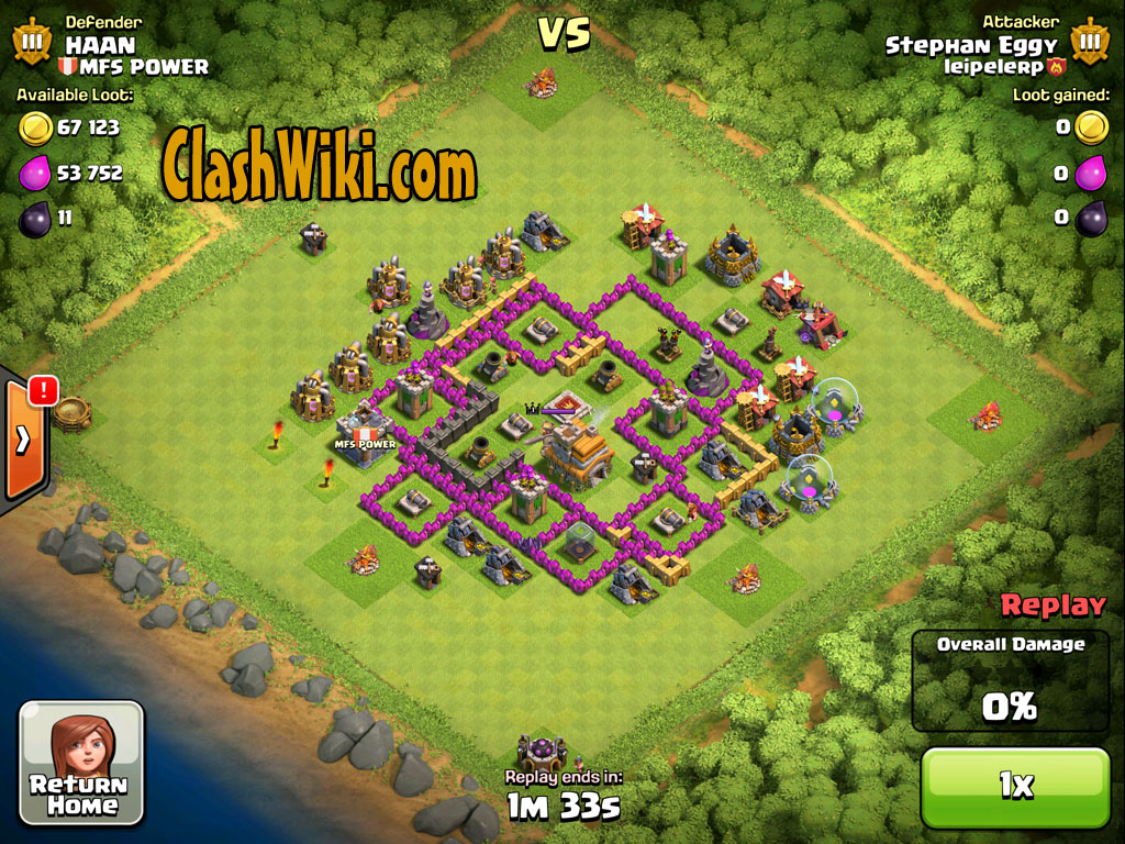 Barch strategy clash of clans wiki a goodd base to use for the barching strategy publicscrutiny Image collections