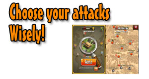 Choose your attacks wisely