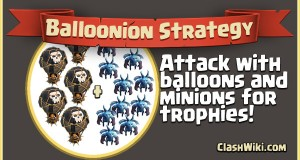 coc balloonion strategy