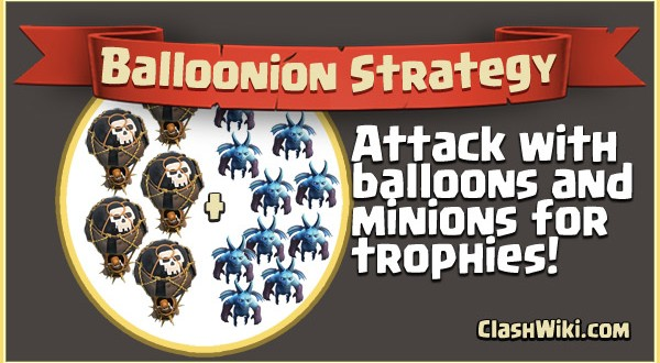 coc balloonion strategy