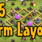 TH5 Farm Layout