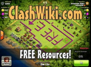Free Resources coc