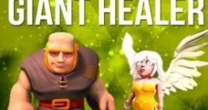 Giant-Healer Attack Strategy coc