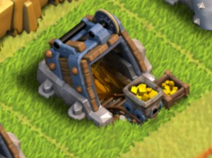 Half Full Gold Mine