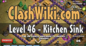kitchen sink coc