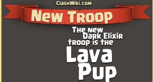 lava pup