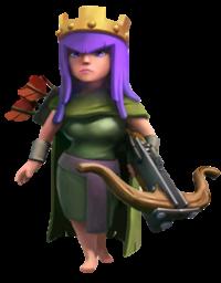 Archer Queen coc