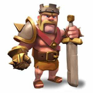 Barbarian King coc