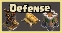 Defensive Buildings