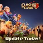 Coc hero update