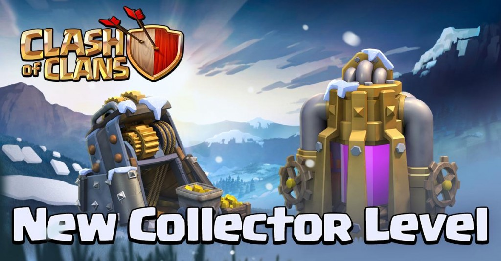 Clash of clans collector update