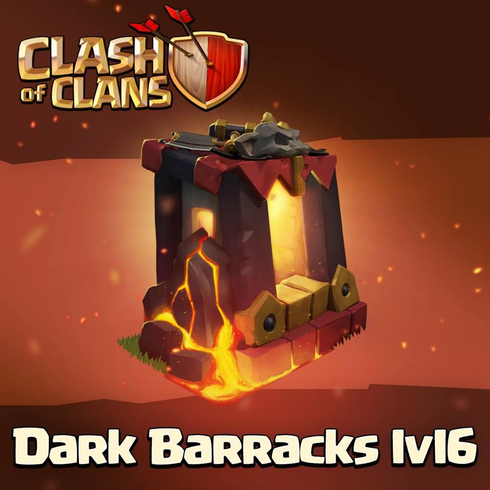 dark barracks lvl6