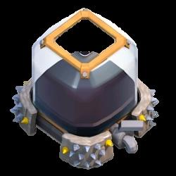 Dark Elixir Storage coc
