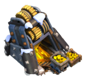 Gold mine level 12