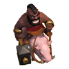Hog Rider Level 3 & 4