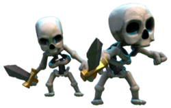 Skeleton coc