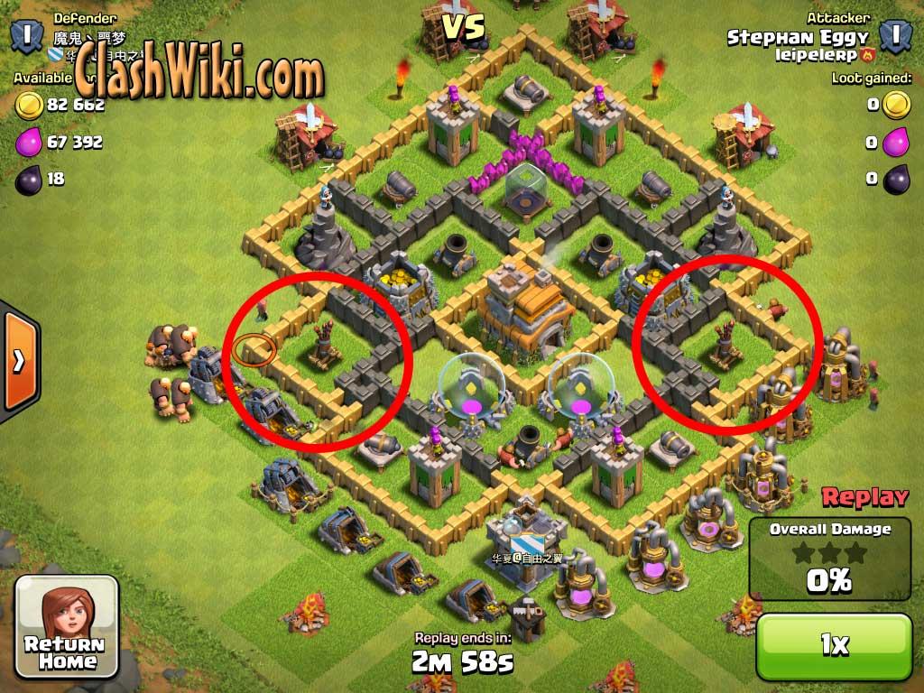 Find a village to raid