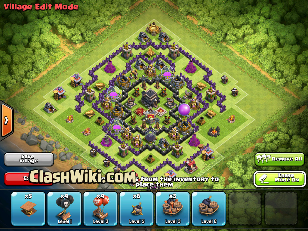 TH9 All Buidlings