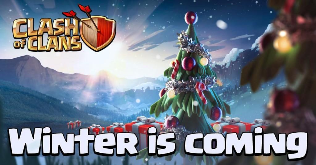 coc winter update